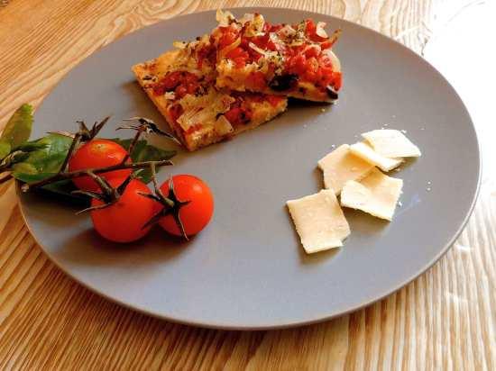 pizza, pizza siciliana