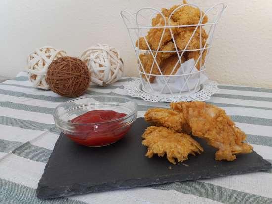 nuggets de pollo