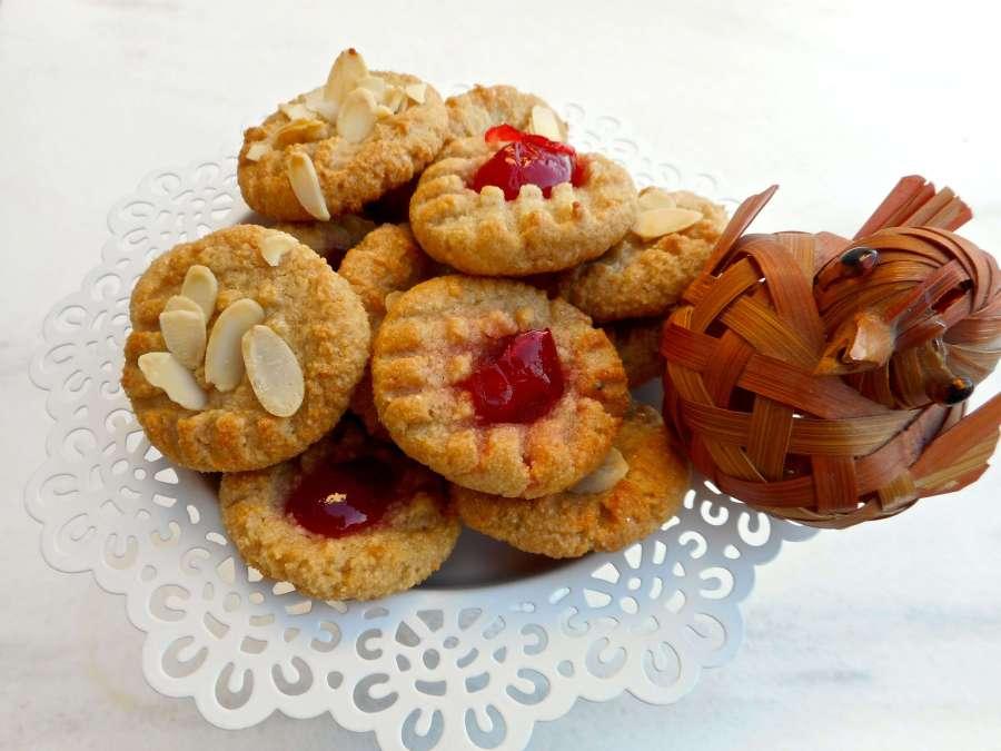 galletas de almendra, almendra, pastas, pastitas
