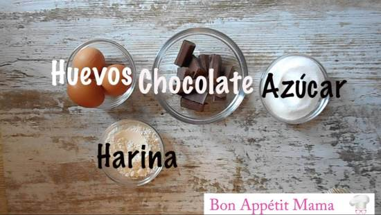 brounie ingredientes