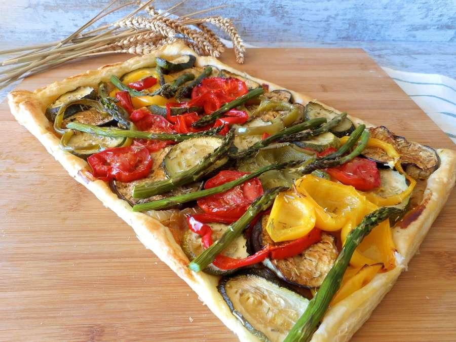 coca campestre de verduras