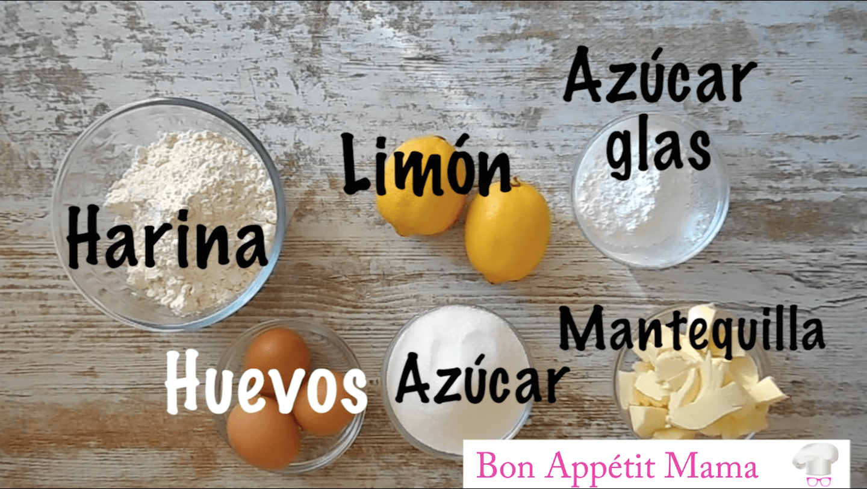 cuadraditos limon