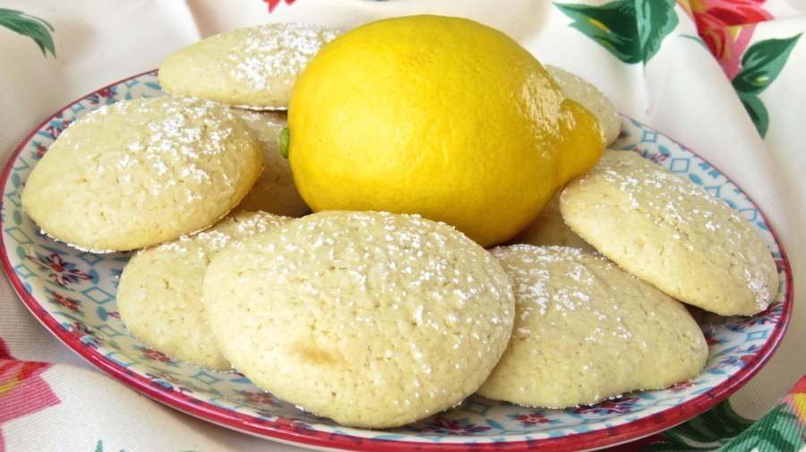 galletas limon