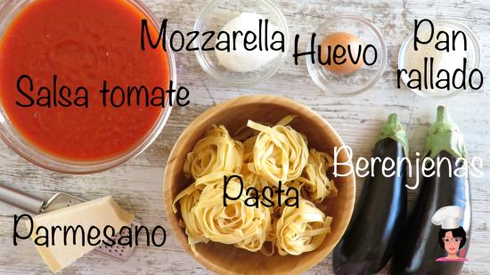 Ingre corona pasta